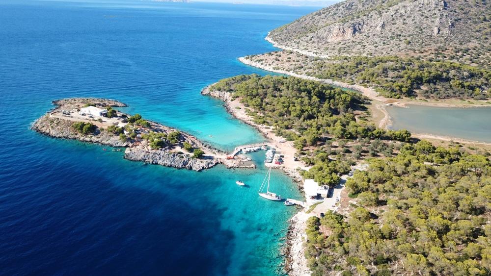 15 meilleures choses à faire à Agistri (Grèce) 8