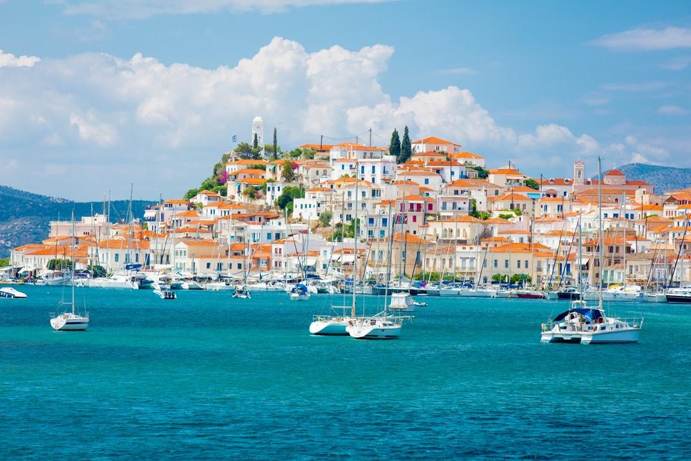 15 meilleures choses à faire à Poros (Grèce) 1